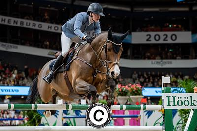 2020-02-22 Gothenburg Horse show Saturday