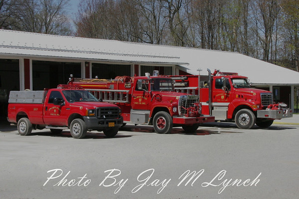 Genesee Falls Fire Department - Disbanded