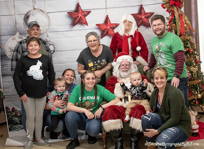 2019 VFW 253 Lunch with Santa