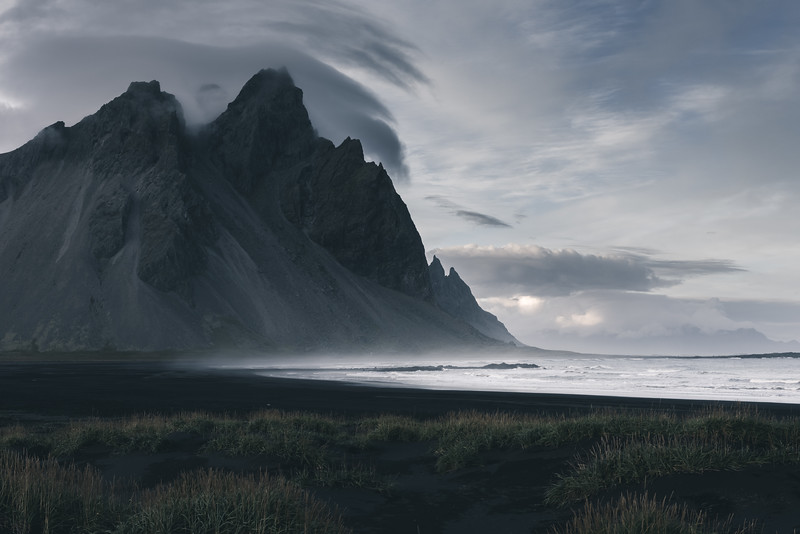 Over the Vestrahorn