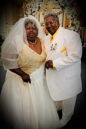 Brown 50th Anniversary Vow Renewal