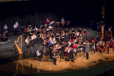 2017 Athena Middle School Holiday Concert