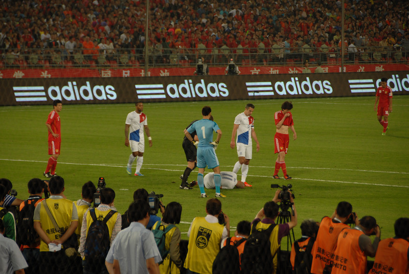 [20130611] Holland vs. China @ Gongti, Beijing (10).JPG