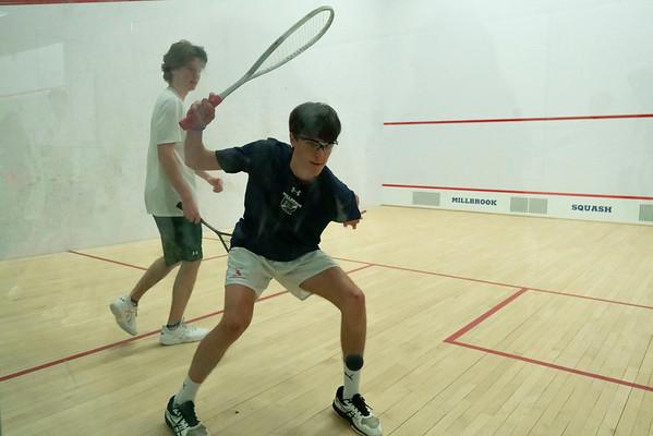 Boys Varsity Squash