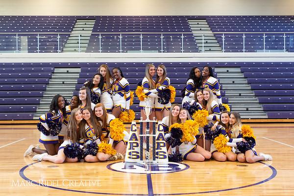 2018-19 Broughton Cheerleading. 750_7420