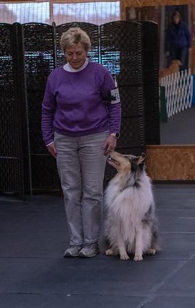 Betty White & Gracie and Betty White Training