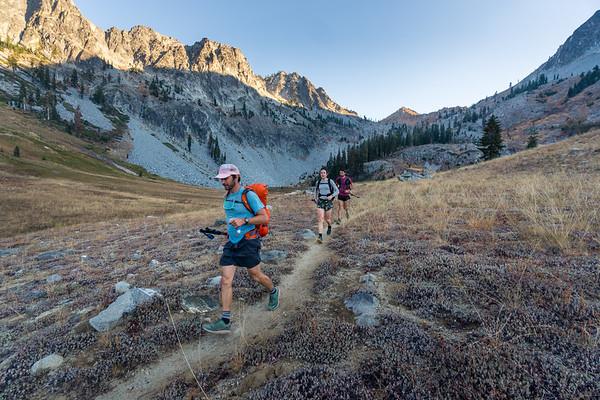Trinity Alps Fastpacking - Nov 11, 2020
