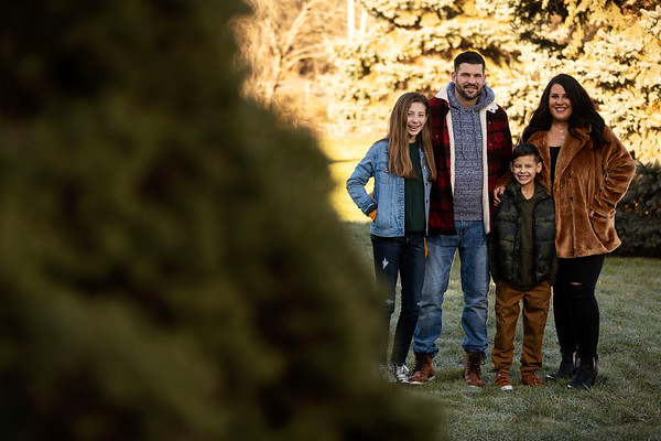 Borneman family photos 2018