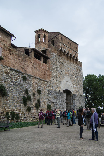 Tuesday, October 22 - San Gimignano