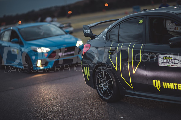 Whiteline Twilight Rally Sprint
