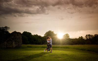 James and Amy's Pre Wedding Shoot