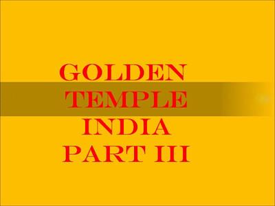 Golden Temple (Harmandir Sahib)