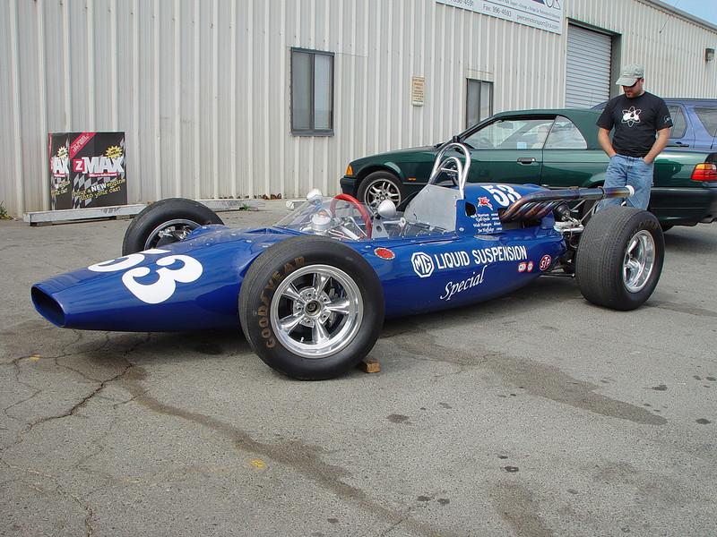 MG Indy Car