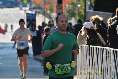 26 Mile Mark - 2013 Detroit Free Press Marathon