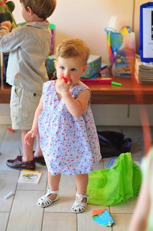 Sacha's 3rd birthday - 2011_0507