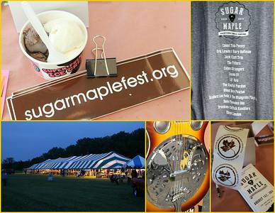 Sugar Maple Tradtional Music Festival 2014
