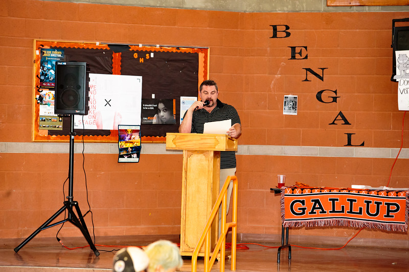 GHS Wrestling Banquet 5-2-17