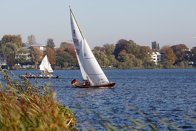 2011 10 22 Hamburg in der Herbstsonne
