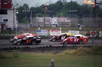Canaan Fair Speedway-Dirt-2003