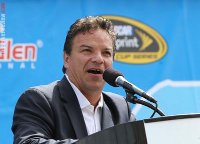Sunday NASCAR WGI 2012