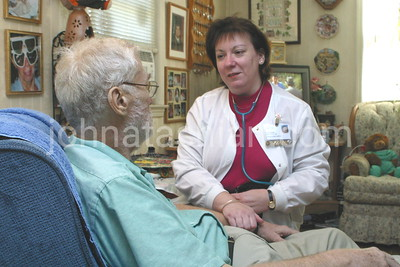 Bristol Hospital - Home Care Nurse - September 10, 2003