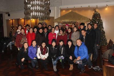 NYC 2015 Christmas Trip