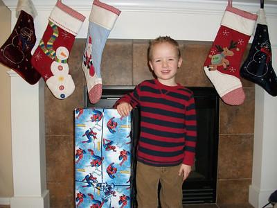 Caleb's 4th Birthday 2009