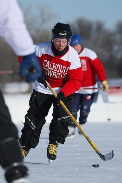 Calhoun Cowboys - US Pond Hockey Championships 2008