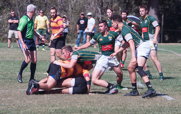 Cal Poly Rugby 10/8/16