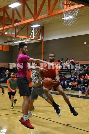 Alumni Basketball Mens Game 4