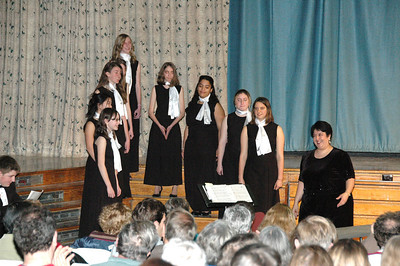 January 2008 Chorus and Orchestra Concert