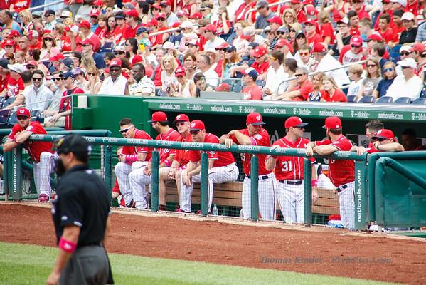 Nationals vs Braves 5/10/15