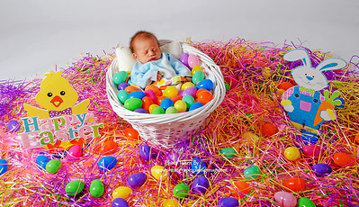 Baby OSCAR Easter Shoot 2018