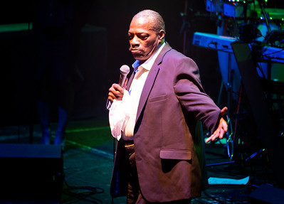Alexander O'Neal Eventim Olympia, Liverpool