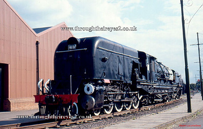 South African Steam Locos