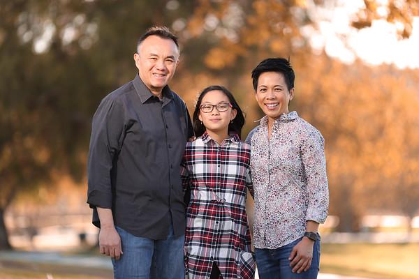 2019 Hendarman Family Portrait