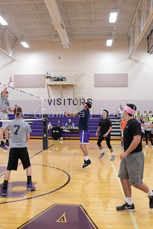CHCA 2013 PowderPuff Volleyball 10.24