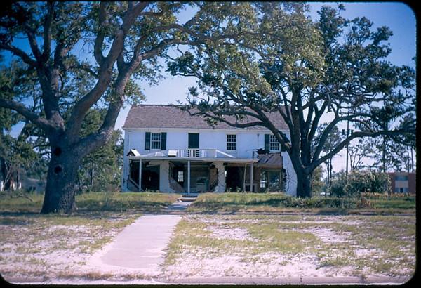 Hurricane Camille-Gulfport 1969