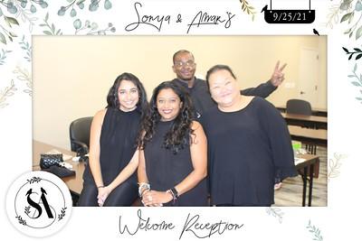 Sonya and Amar's Wedding-9/25/2021