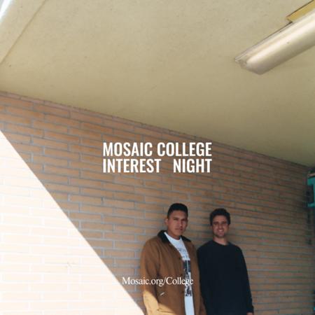 Mosaic College