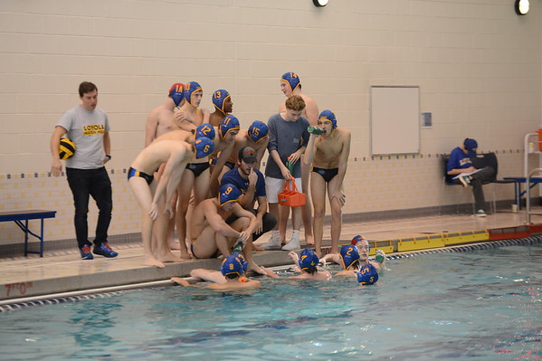 2018 Loyola Water Polo - 11-04-2018 - Easterns Game 2