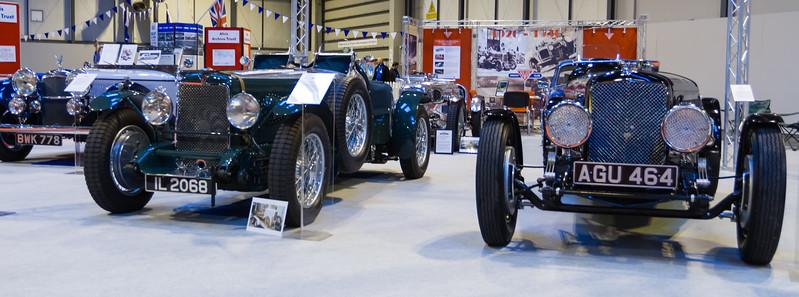 Footman James Classic Car Show 2012
