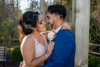 Abigail & George's Wedding