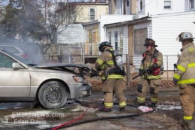01/15/2014, Vehicle, Millville, Cumberland County, Buck St.