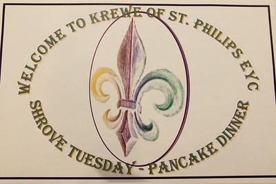 2014 Shrove Tue Pancake Dinner EYC