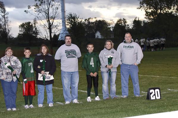 West Carroll vs Lena Winslow 8th Grade Championship