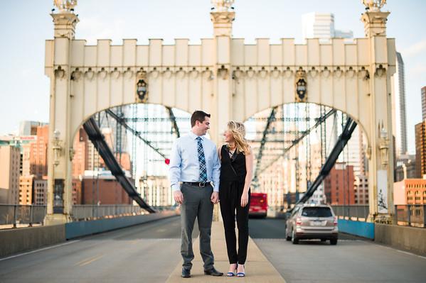 Kellie & Andrew
