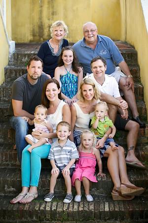 The Pikey-Ward Family