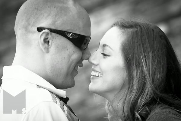 Brandon & Kristina Engagement