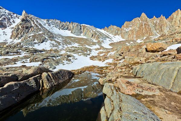 Mt. Whitney Classic Trail - Sierras